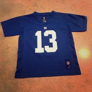Boys Odell Beckham Jr NY jersey-size 7